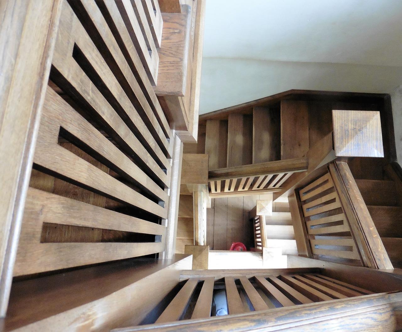 Peinture Pour Escalier Bois nos idées pour peindre un escalier en bois ? – blog-maison